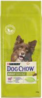 Корм для собак Dog Chow Adult с ягненком (14кг) -