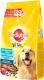 Корм для собак Pedigree C говядиной, рисом и овощами (2,2 кг, для собак всех пород) -