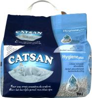 Наполнитель для туалета Catsan Hygiene plus (10л) -