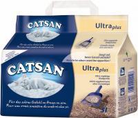 Наполнитель для туалета Catsan Ultra Plus (5л) -