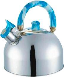 Купить Чайник со свистком Bohmann, BHL-641, Китай, нержавеющая сталь