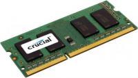 Оперативная память DDR3L Crucial 8GB DDR3 SO-DIMM PC3-12800 (CT102464BF160B) -