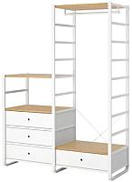 Система хранения Ikea Элварли 792.039.62 -