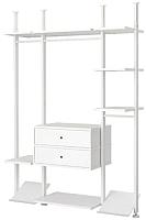 Система хранения Ikea Элварли 892.039.71 -