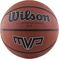 Баскетбольный мяч Wilson MVP / WTB1418XB06 (размер 6, коричневый) -