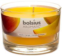 Ароматическая свеча Bolsius Манго / 63/90 -