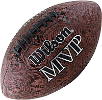 Мяч для американского футбола Wilson NFL MVP Official / WTF1411XB -