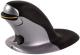 Мышь Fellowes Penguin Wireless средняя (серебристый/черный) -