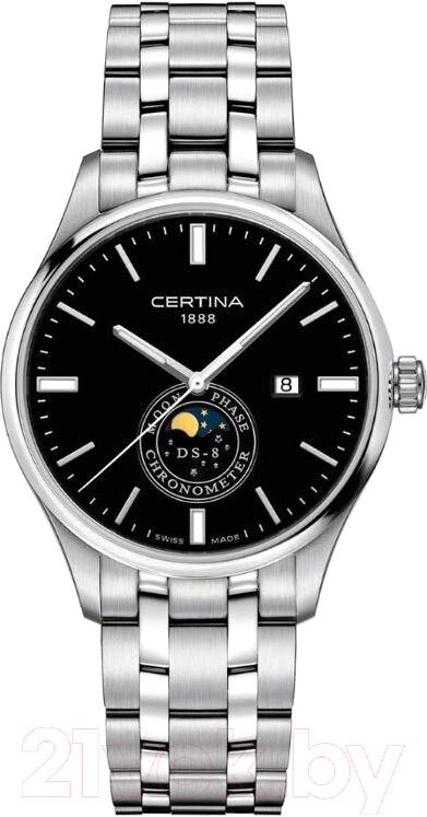 Купить Часы наручные мужские Certina, C033.457.11.051.00, Швейцария