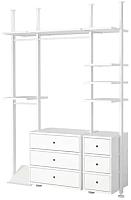 Система хранения Ikea Элварли 992.039.75 -