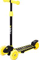Самокат Ridex Spike 3D (желтый) -