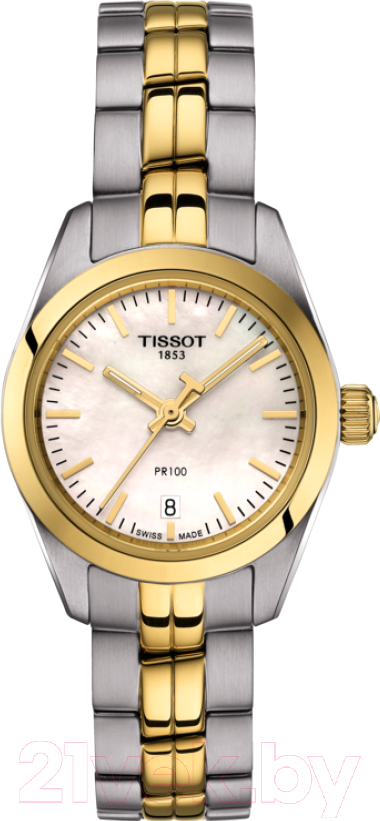 Купить Часы наручные женские Tissot, T101.010.22.111.00, Швейцария