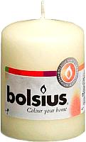 Свеча Bolsius 80/50 (слоновая кость) -