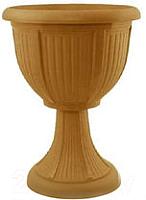 Вазон Алеана Леон 114007 (бронзовый) -