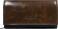 Портмоне Cedar Lorenti LT-06-BCF (коричневый) -