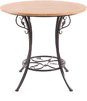 Стол садовый AMC 21 (1) (90) (черный) -
