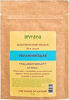 Маска для лица сухая Levrana Альгинатная увлажняющая (30г) -