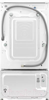 Стирально-сушильная машина LG FH4G1JCH2N/TW202W