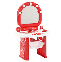 Туалетный столик игрушечный Полесье Салон красоты. Минни Маус / 73167 -