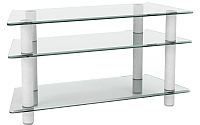 Тумба Artglass PLq 32/3/4 (gray) -