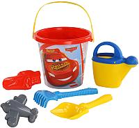 Набор игрушек для песочницы Полесье Disney/Pixar Тачки №25 / 67258 -