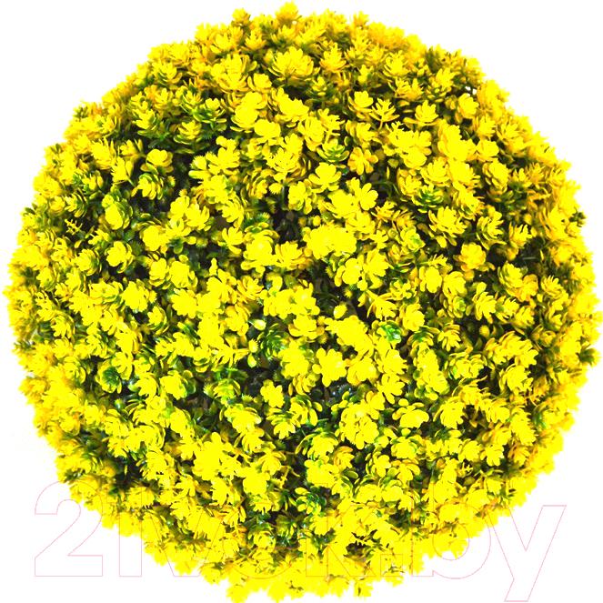 Купить Искусственное растение Green Fly, Самшит Одуванчик / С-6-39, Беларусь