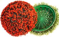 Искусственное растение Green Fly Самшит полусфера Фламенко / СП-2-28 -