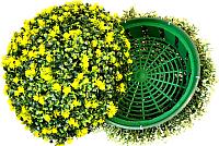 Искусственное растение Green Fly Самшит полусфера Лето / СП-4-39 -