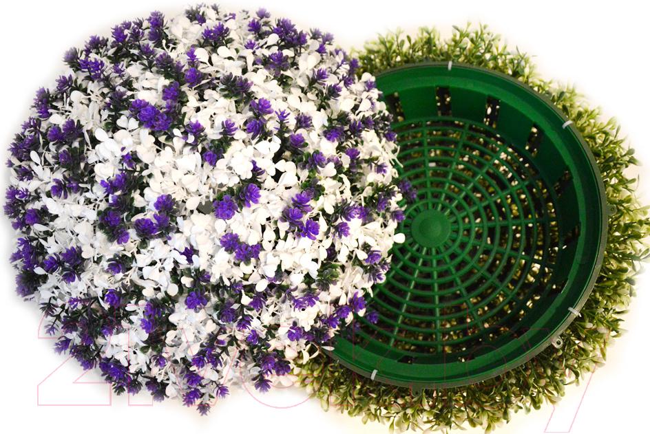 Купить Искусственное растение Green Fly, Самшит полусфера Ёжик / СП-7-39, Беларусь