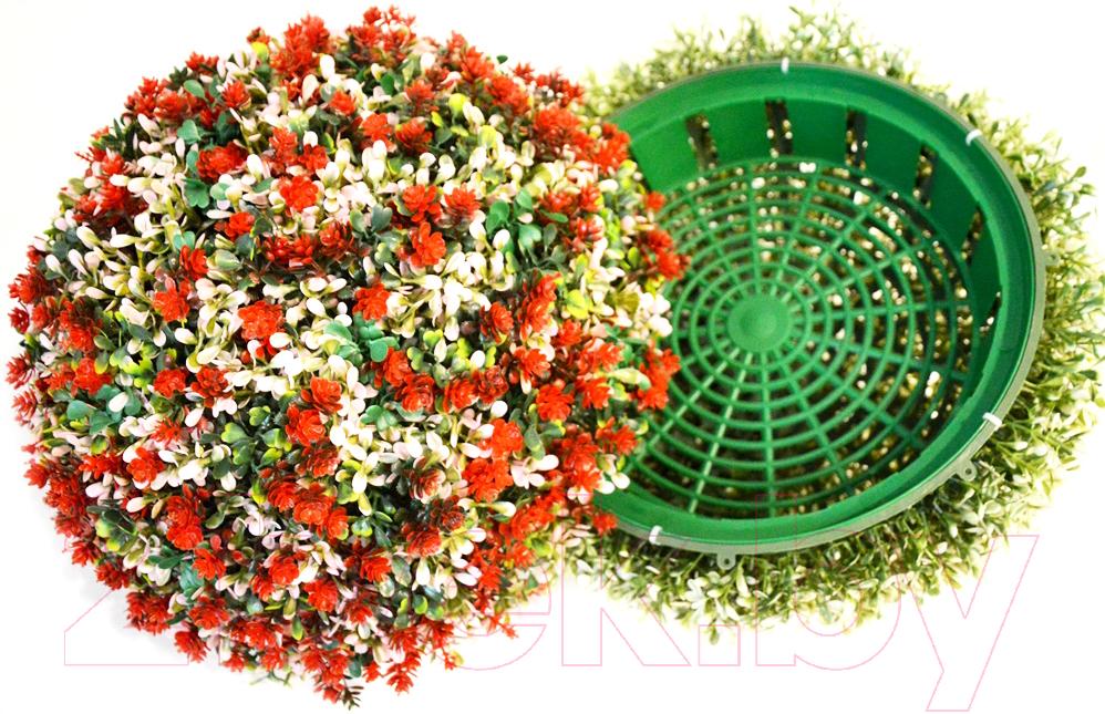 Купить Искусственное растение Green Fly, Самшит полусфера Полянка / СП-9-39, Беларусь