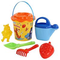 Набор игрушек для песочницы Полесье Винни и его друзья №12 / 65636 -
