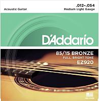Струны для акустической гитары D'Addario EZ920 -