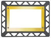 Монтажная рамка для кнопки смыва TECE Loop Square 9240648 -