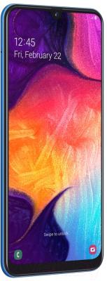 Смартфон Samsung Galaxy A50 128GB (2019) / SM-A505FZBQSER (синий)