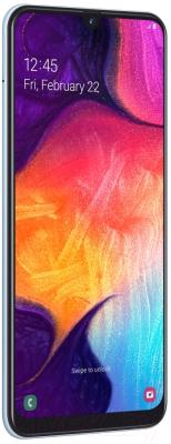 Смартфон Samsung Galaxy A50 128GB (2019) / SM-A505FZWQSER (белый)