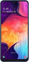 Смартфон Samsung Galaxy A50 64GB (2019) / SM-A505FZBUSER (синий) -