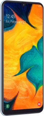 Смартфон Samsung Galaxy A30 32GB (2019) / SM-A305FZWUSER (белый)