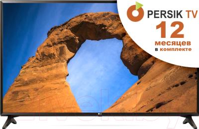 Телевизор LG 49LK5910 + видеосервис Persik на 12 месяцев