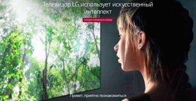 Телевизор LG 49UK6300 + видеосервис Persik на 12 месяцев