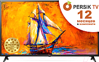 Телевизор LG 55UK6200 + видеосервис Persik на 12 месяцев -