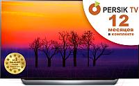Телевизор LG OLED55C8 + видеосервис Persik на 12 месяцев -