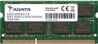 Оперативная память DDR3 A-data AD3S1600W8G11-S -