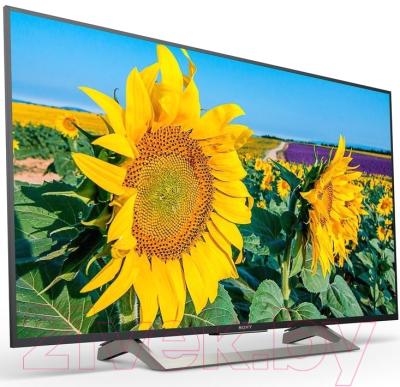 Телевизор Sony KD-49XF8096B + видеосервис Persik на 12 месяцев
