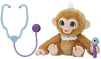 Интерактивная игрушка Hasbro FurReal Friends. Вылечи Обезьянку / E0367 -