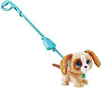 Интерактивная игрушка Hasbro FurReal Friends. Собака на поводке / E3504 -