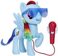 Игровой набор Hasbro Пони поющая. Радуга / E1975 -
