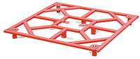 Монтажная рамка для плитки TECE 120x90x9-14 / 681129 -