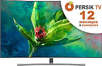 Телевизор Samsung QE55Q8CNAU + видеосервис Persik на 12 месяцев -