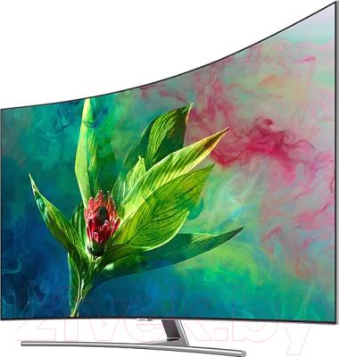 Телевизор Samsung QE55Q8CNAU + видеосервис Persik на 12 месяцев