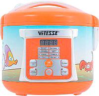 Мультиварка Vitesse VS-585 (оранжевый) -